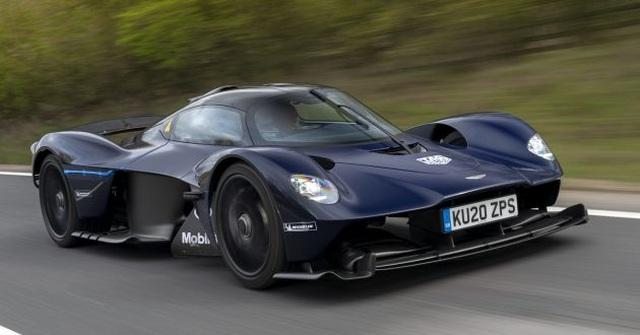Thêm Aston Martin chuyển hướng sang xe chạy điện - 1