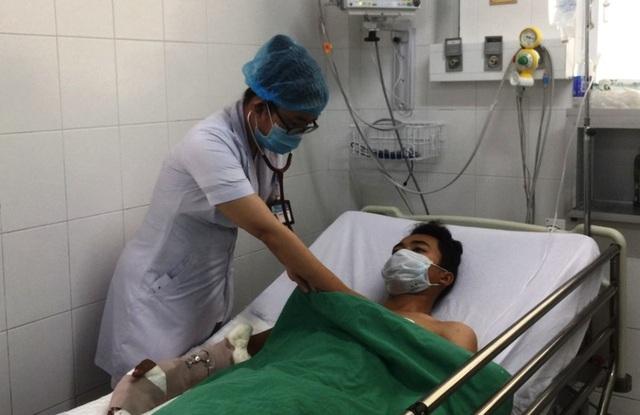 Hai nạn nhân đi cắt lá sả bị rắn cắn dẫn đến hôn mê - 2