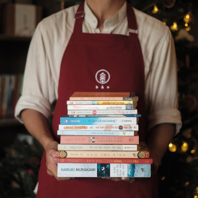 Quán cà phê cho những mọt sách ở Sài Gòn - 3
