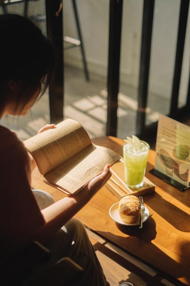Quán cà phê cho những mọt sách ở Sài Gòn - 4