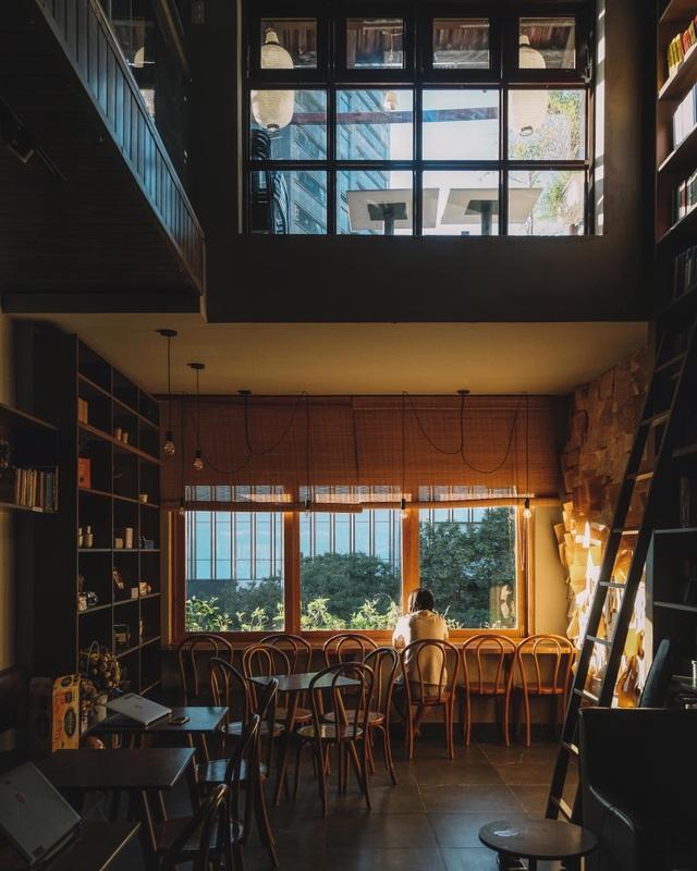 Quán cà phê cho những mọt sách ở Sài Gòn - 6