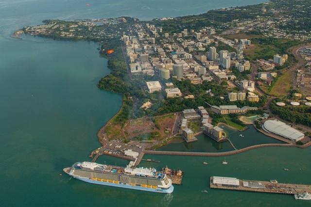 Quốc hội Australia đề nghị hủy thỏa thuận cho Trung Quốc thuê cảng 99 năm - 1