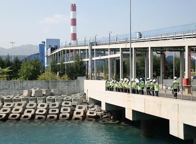 EVN đã nghiêm túc thực hiện các yêu cầu bảo vệ môi trường ở các nhà máy nhiệt điện - 3