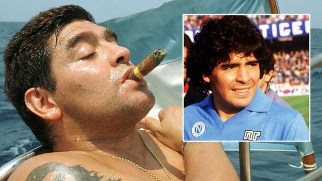 Maradona bất ngờ được xóa khoản nợ thuế khổng lồ - 1