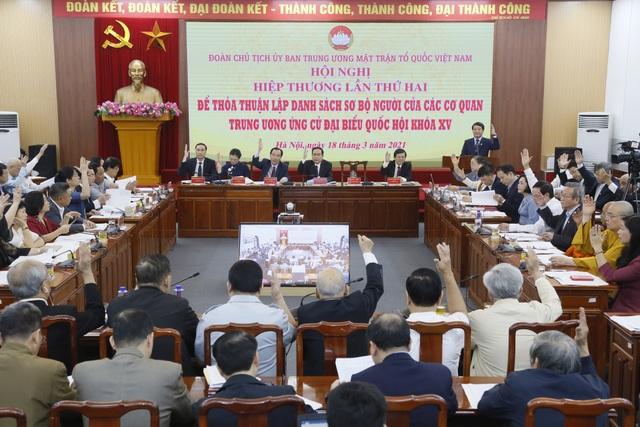 Ông Phạm Minh Chính ứng cử đại biểu Quốc hội ở khối Chính phủ - 1