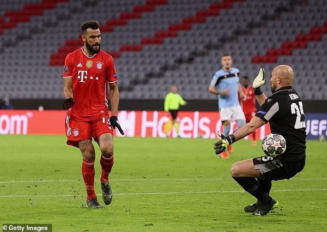 Thắng chung cuộc Lazio 6-2, Bayern Munich tiến vào tứ kết Champions League - 3