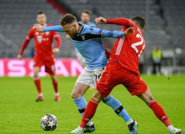 Thắng chung cuộc Lazio 6-2, Bayern Munich tiến vào tứ kết Champions League - 1