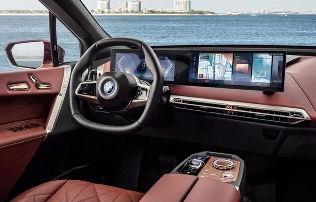 BMW iDrive 8 chính thức trình làng với màn hình cảm ứng siêu rộng - 1