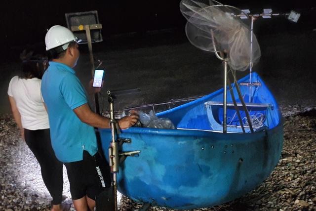 Ngư dân biển Quỳnh đi lộng cho thu nhập cao - 2