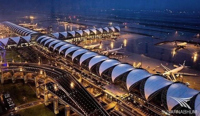 Thái Lan mở rộng, cải tạo sân bay nuôi tham vọng trung tâm hàng không ASEAN - 1