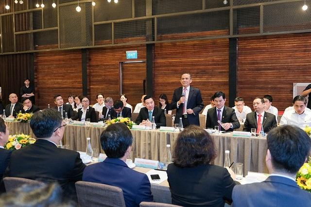 Tập đoàn Hưng Thịnh và Đại học Quốc gia TPHCM ký kết hợp tác chiến lược - 4