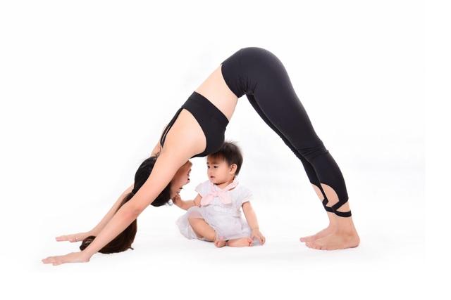 Trần Lan Anh chia sẻ lợi ích của yoga với mẹ bầu trong thai kỳ - 1
