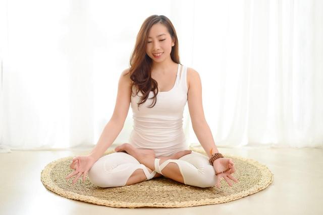 Trần Lan Anh chia sẻ lợi ích của yoga với mẹ bầu trong thai kỳ - 2