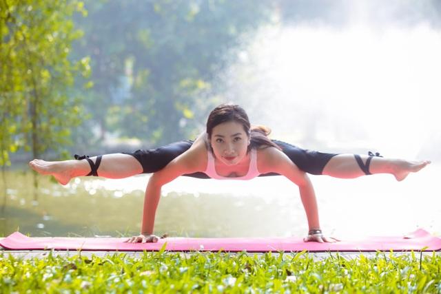 Trần Lan Anh chia sẻ lợi ích của yoga với mẹ bầu trong thai kỳ - 3