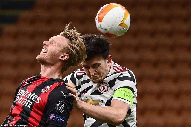 Những khoảnh khắc Man Utd khiến AC Milan ngậm ngùi chia tay Europa League - 7