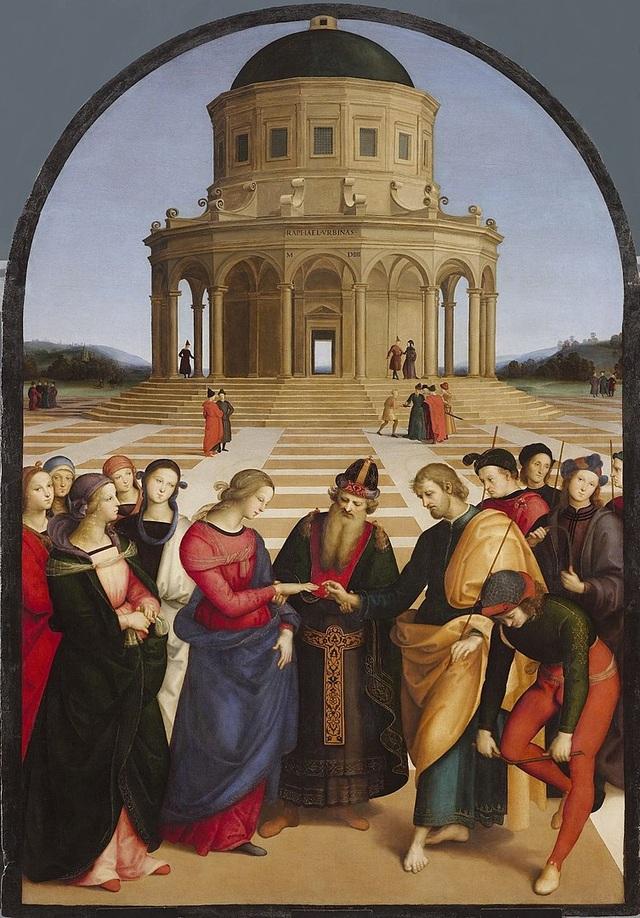 Hoàng tử Phục hưng Raphael: Cuộc đời đoản mệnh, hưởng đủ lạc thú - 4