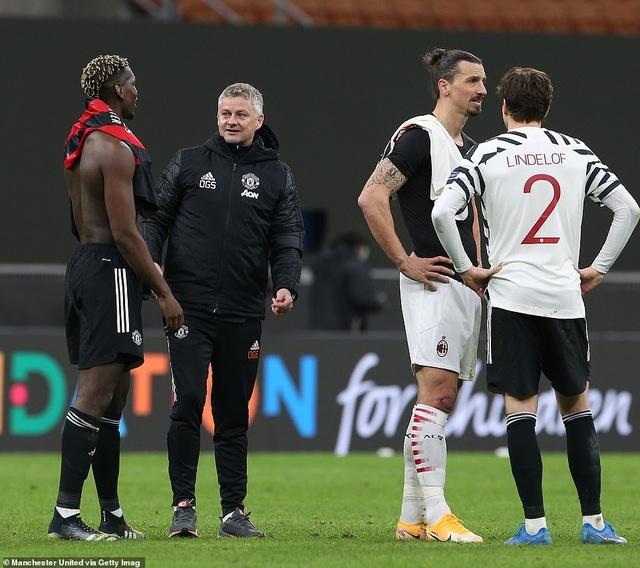 Những khoảnh khắc Man Utd khiến AC Milan ngậm ngùi chia tay Europa League - 15