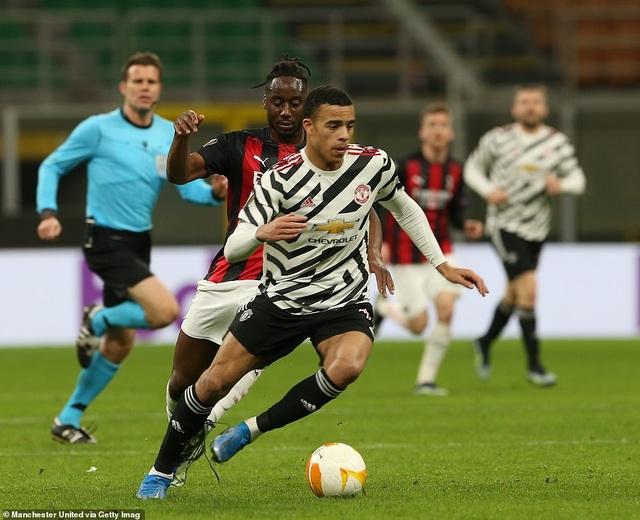 Những khoảnh khắc Man Utd khiến AC Milan ngậm ngùi chia tay Europa League - 6