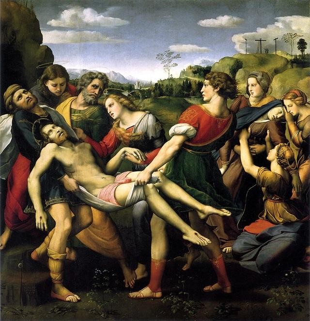 Hoàng tử Phục hưng Raphael: Cuộc đời đoản mệnh, hưởng đủ lạc thú - 5
