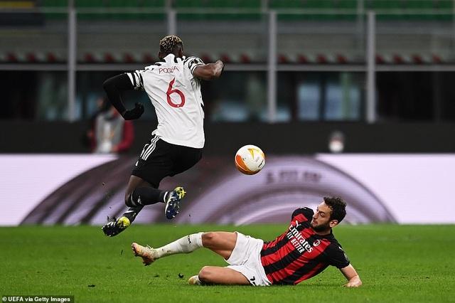 Những khoảnh khắc Man Utd khiến AC Milan ngậm ngùi chia tay Europa League - 1