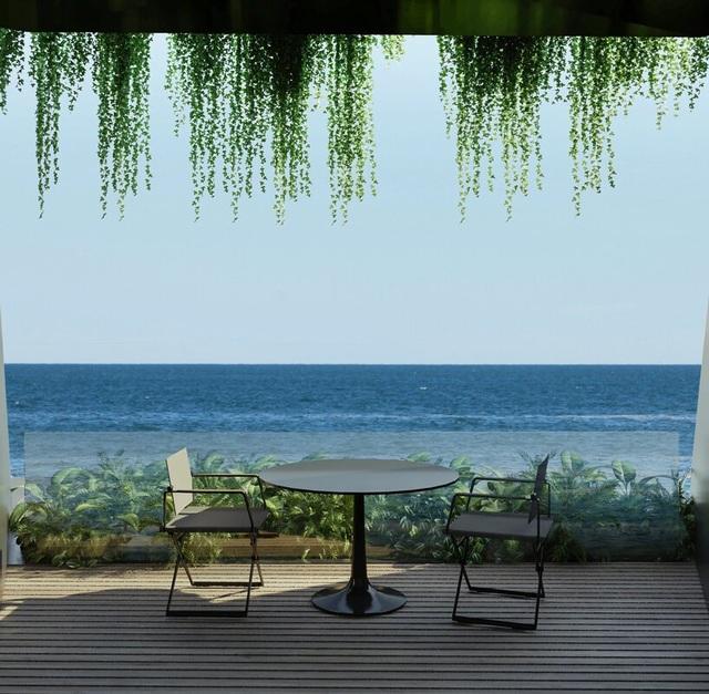 Khách sạn ốc đảo giữa lòng biển khơi tự xoay tròn trong 24 giờ - 7