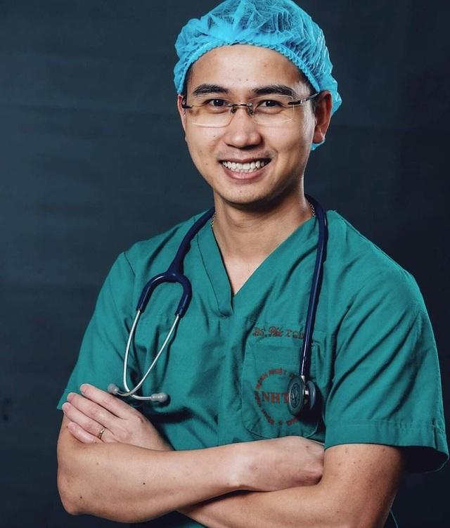 Bác sĩ là Gương mặt trẻ tiêu biểu: Tôi nhận vinh dự cho cả đồng nghiệp - 1