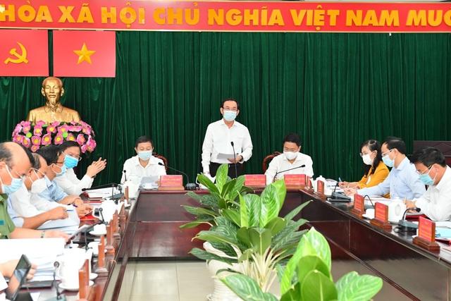 Bí thư Nguyễn Văn Nên xót khi nghe việc xử lý cán bộ - 1