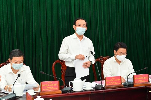 Bí thư Nguyễn Văn Nên xót khi nghe việc xử lý cán bộ - 3