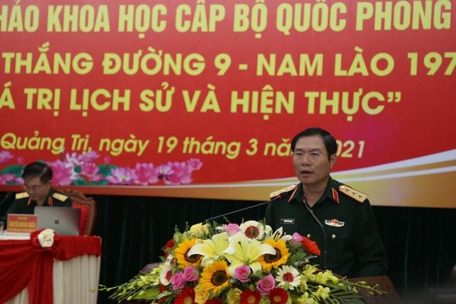 Chiến thắng đường 9 - Nam Lào đánh dấu bước trưởng thành của quân đội ta - 2