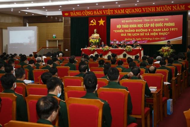 Chiến thắng đường 9 - Nam Lào đánh dấu bước trưởng thành của quân đội ta - 5