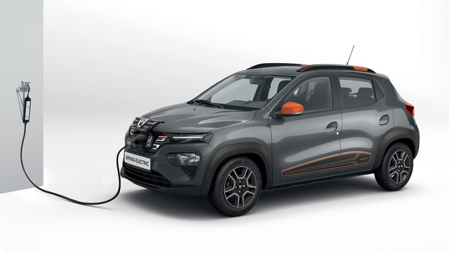 Diện kiến mẫu xe chạy điện rẻ nhất tại châu Âu - 9