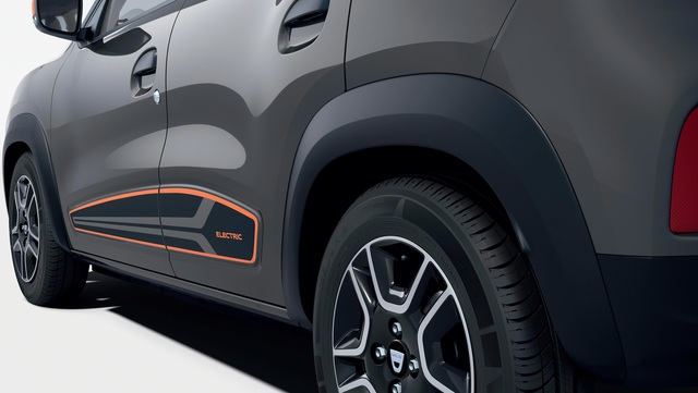 Diện kiến mẫu xe chạy điện rẻ nhất tại châu Âu - 8