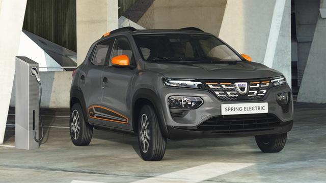 Diện kiến mẫu xe chạy điện rẻ nhất tại châu Âu - 3