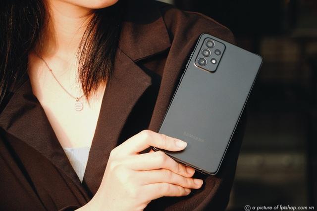 Lý do bạn nên sở hữu sớm Galaxy A52   A72 tại FPT Shop - 3