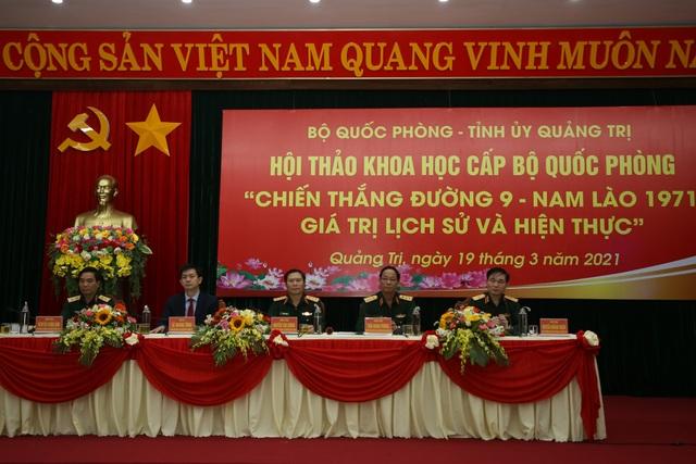 Chiến thắng đường 9 - Nam Lào đánh dấu bước trưởng thành của quân đội ta - 3