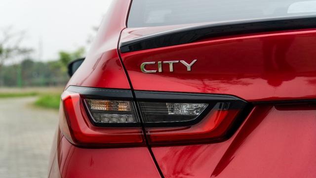 Đánh giá Honda City RS: Xe thể thao tiên phong trong phân khúc - 4