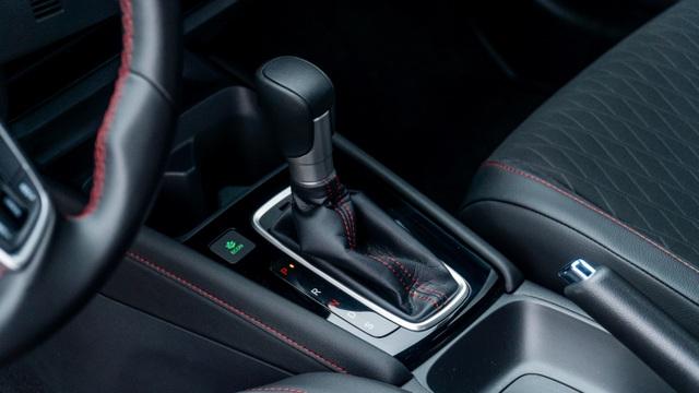 Đánh giá Honda City RS: Xe thể thao tiên phong trong phân khúc - 8