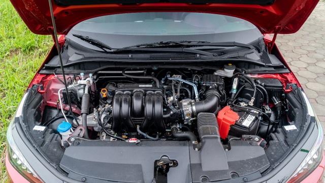 Đánh giá Honda City RS: Xe thể thao tiên phong trong phân khúc - 9