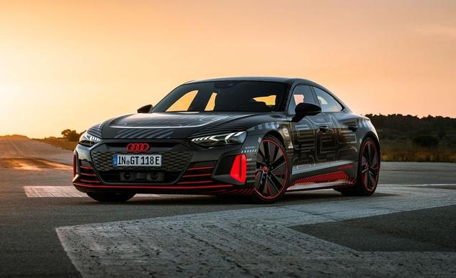 Những mẫu xe chạy điện hạng sang được trông đợi nhất hiện nay - 2