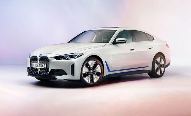 Những mẫu xe chạy điện hạng sang được trông đợi nhất hiện nay - 4