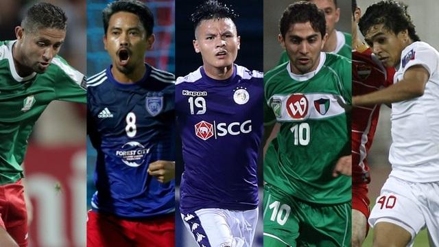 Quang Hải giành giải Tiền vệ xuất sắc nhất AFC Cup - 1