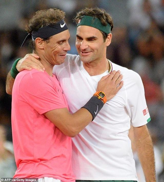 Rafael Nadal và Roger Federer được mời đến thi đấu ở sân Bernabeu - 1