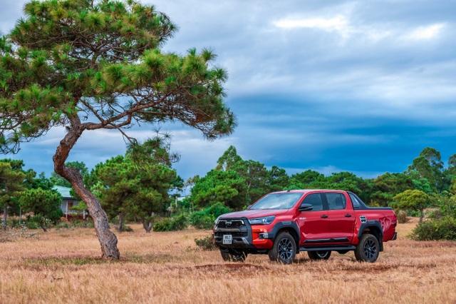 Toyota Hilux - xe bán tải khiến người Thái phát cuồng và khách Việt ngày càng chuộng - 3