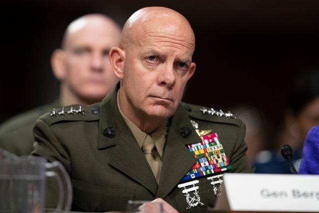 Tư lệnh Mỹ gọi Trung Quốc là mối đe dọa lớn nhất - 1