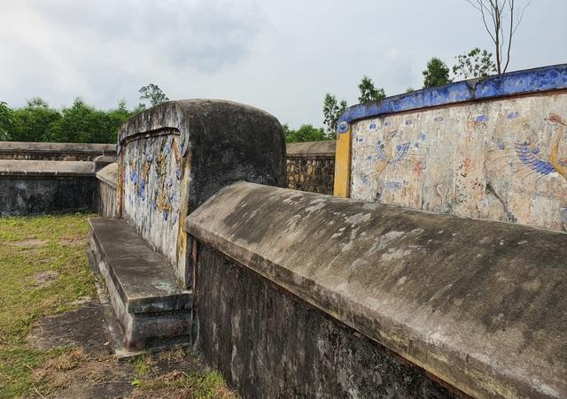 Khởi công trùng tu khu lăng mộ bà Đoàn Quý Phi - 6