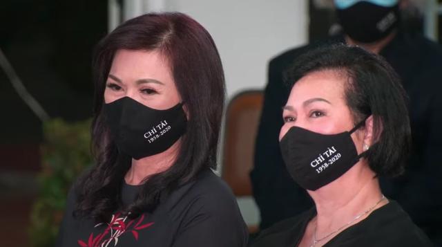 Vợ danh hài Chí Tài cảm ơn Hoài Linh vì lập bàn thờ cho chồng ở Việt Nam - 2