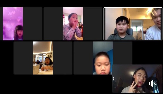 Lớp học hát online ở London: Nơi chắp cánh tiếng ca Việt - 1