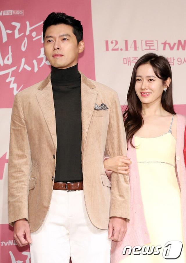 Son Ye Jin trẻ đẹp hơn từ khi yêu Hyun Bin - 2