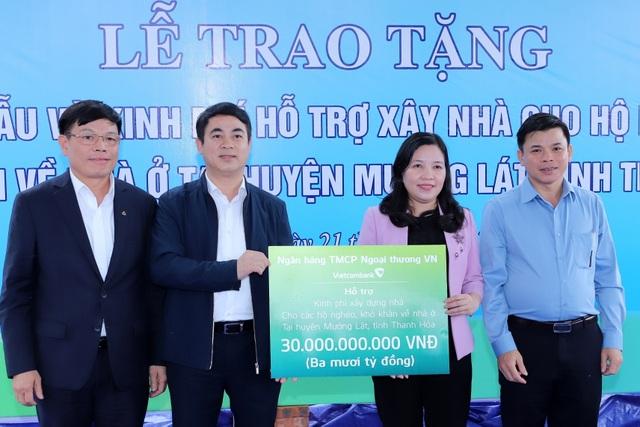 Bộ trưởng Tô Lâm trao tặng nhà cho người nghèo vùng cao Thanh Hóa - 3