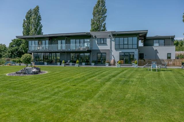 Những ngôi nhà xanh mà vẫn đầy tiện nghi của thế kỷ 21 - 1